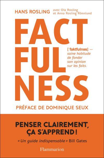 Couverture de Factfulness