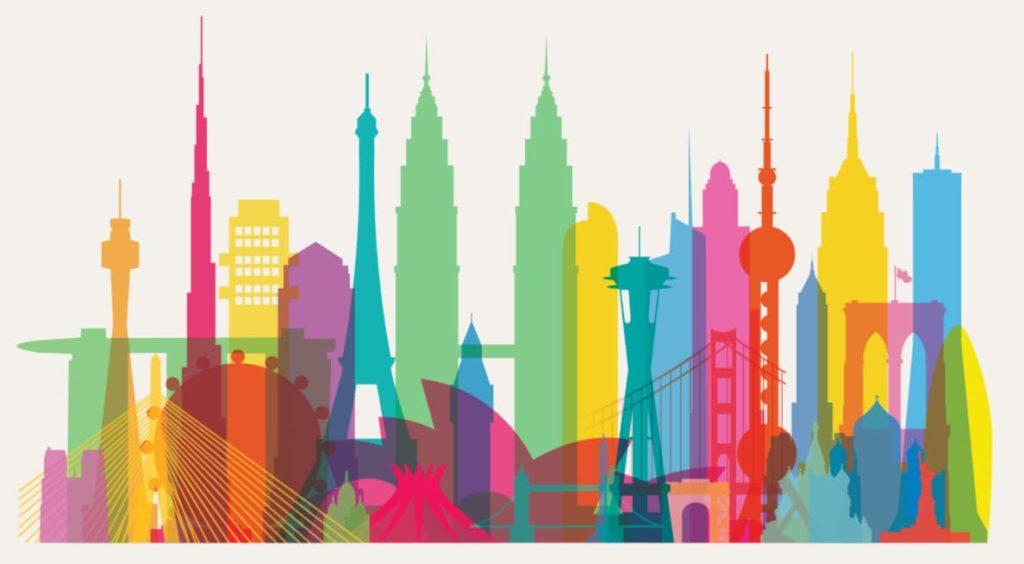 "Du coup, j'ai choisi ce cours sur EdX : ""CitiesX: The Past, Present and Future of Urban Life"""