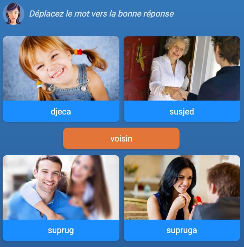 L'application que j'ai fini par choisir pour apprendre le croate - Mondly