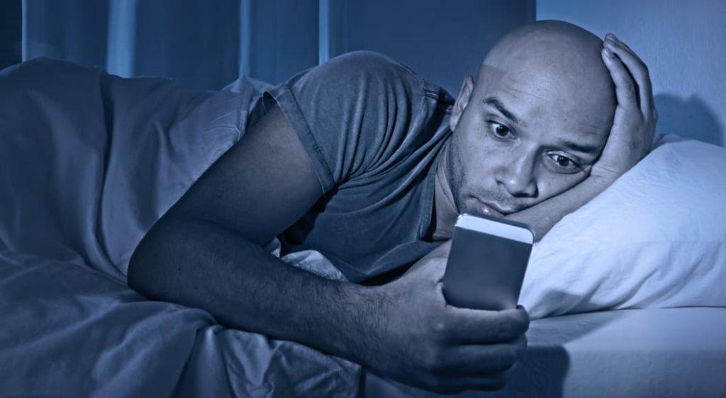 Changement de routine du soir, sans doute l'effet le plus positif