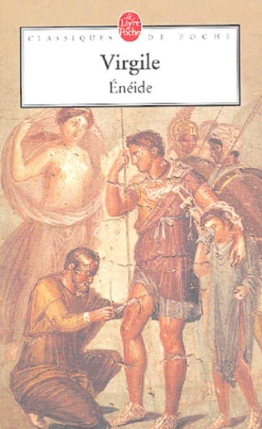 L'Énéide - couverture d'une édition française