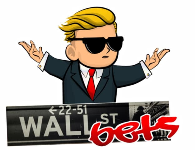 Logo de r/WallStreetBets