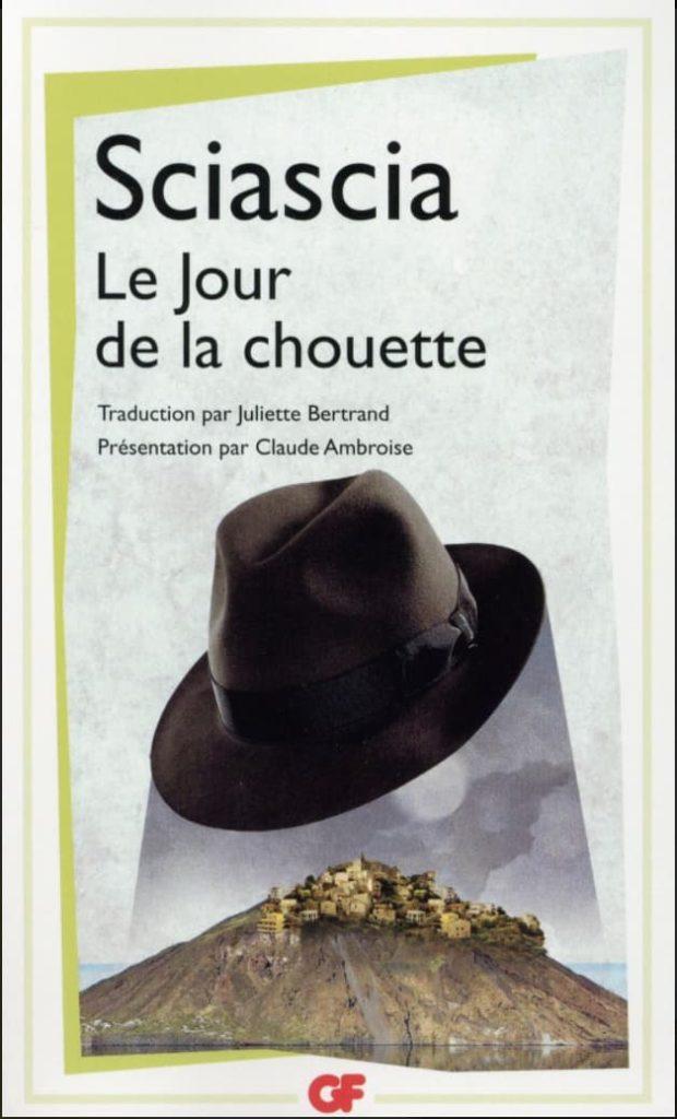"""Couverture de """"Le Jour de la chouette"""" de Sciascia"""